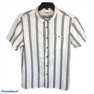 Billabong | Shirt Men's Casual Button Down Large